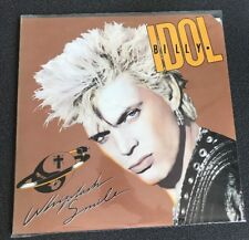Billy Idol - Whiplash Smile (1986) - Vinyle LP 33 Tours