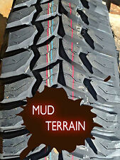 4 NEW Truck Tires 285 70 17 LRE Crosswind MT Mud Terrain 33x11.50R17 LT285/70R17