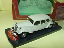 CITROEN TRACTION 15 CV FAMILIALE 1954  ELYSEE 525 1:43