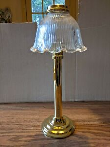 Partylite Gaslight Candle Lamp