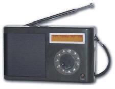 DgTec DAB+ / FM PLL Portable Radio DG-DAB23C DGDAB23C NEW, uses AA batteries