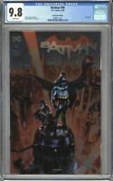 Batman #90 CGC 9.8 Jimenez WONDERCON Convention FOIL Variant Cover * DESIGNER