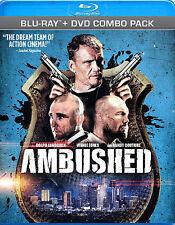 Ambushed (Blu-ray/DVD, 2013, 2-Disc Set) - Dolph Lundgren, Randy Couture