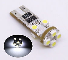 2X LED W5W CANBUS ANTI ERREUR 8xSMD3528 RENAULT R21 2.0 2 L 2L TURBO