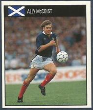 ORBIS 1990 WORLD CUP COLLECTION-#116-SCOTLAND & RANGERS-ALLY McCOIST
