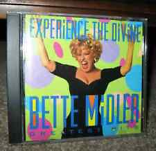 Experience the Divine: Greatest Hits by Bette Midler (CD, Dec-2013)