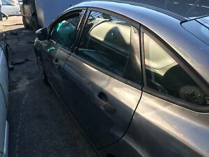 2012-2014 FORD FOCUS DRIVER LEFT SIDE REAR DOOR ASSEMBLY OEM