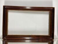 "VTG. Aesthetic Wood Picture Frame Fits 10""x17"""