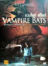 Vampire Bats (2005) DVD R0 - Lucy Lawless, Dylan Neal, Creature Horror Comedy