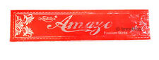 AMAZE INCENSE Sticks 50g Natural Essential Oil Bakhoor Aromatic fragrant بخور