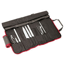 Paderno Rotolo portacoltelli e 9 coltelli - Knife roll-bag with knives