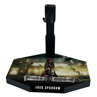 1/6 Scale Action Figure Stand Pirates of the Caribbean Jack Sparrow #03