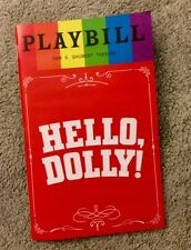 Hello Dolly Pride playbill -with Tony awards insert- Bette Midler! FREE shipping