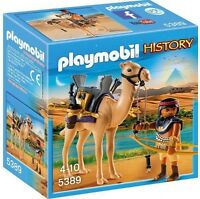 CJ5389 Egipcio con dromedario 5389 Playmobil Belén,belen,egypt