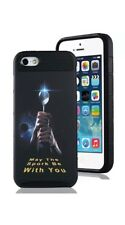 Hybrid High Impact Shockproof Tribal Soft TPU + Hard PC  Case For iPhone 5/5S
