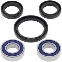 Front Wheel Bearings Kit Fits Yamaha YFM125 Grizzly 2008 2009 2010 2011 S8H
