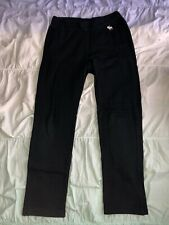 New listing Abercrombie And Fitch Boys Navy Sweatpants 13-14 White Moose