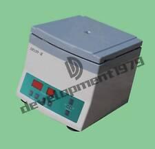 New SH120-II Microhematocrit Digital High Speed Electric Medical Lab Centrifuge