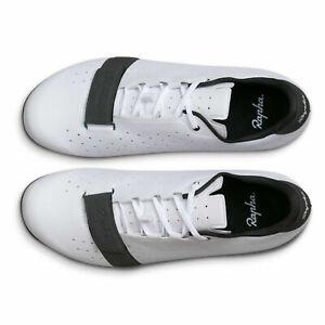 Rapha Classic Cycling Shoes WHITE Size 43.5 EU 9 UK  US 28CM