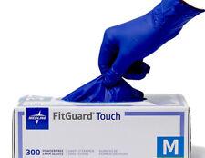 300 Medium disposable medical gloves, Powdered Free Nitrile Size Medium