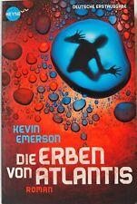 Die Erben von Atlantis von Kevin Emerson (2013, Taschenbuch)