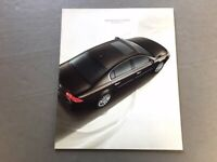 2009 Buick Lucerne 34-page Original Car Dealer Sales Brochure Catalog -  Super