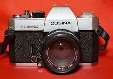 Cosina Hi-Lite SLR Kamera Cosinon 50mm 1,7 r38
