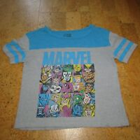Marvel Heroes T-Shirt Size Small 2013