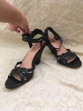 Corso Como Simone Black Silk, Women's Shoes, Size 8.5M