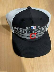 2018 Cleveland Indians Post Season Lock room Cap Hat '47 Brand NEW