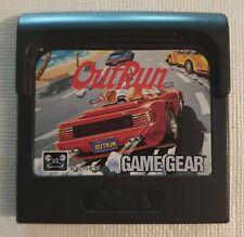 Out Run - Sega Game Gear