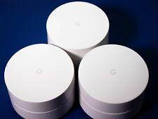 Google Nest Wifi Mesh Router - Set of 3