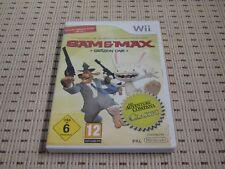 Sam & Max Season One für Nintendo Wii und Wii U *OVP*