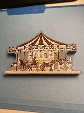 Cat's Meow Herschel-Spellman Carousel - Henry Ford Museum - Greenfield Village -