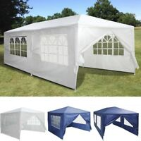 10'x10' 10'x20' Outdoor Wedding Party Canopy Tent Pavilion Cater Event Sun Shade