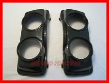 FAIRING FACTORY 6.5 SPEAKER SADDLEBAG LIDS ABS FOR HARLEY TOURING BAGGER