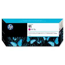 ORIGINAL HP 91 C9468A AGENTA Pigmento Tinta Designjet Z6100 Z6100ps MHD 11/2018