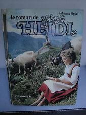 Le Roman de Heidi - Johanna Spyri - 1979