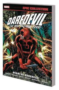DAREDEVIL EPIC COLLECTION TP HEART OF DARKNESS (MARVEL) OUT OF PRINT in HAND