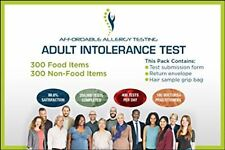 Adult Home Health Food Sensitivity Intolerance Environmental Allergen Test