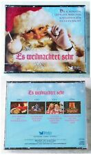 ES WEIHNACHTET SEHR - Melodien, Gedichte, Märchen .. Readers 4-CD-Box OVP/NEU