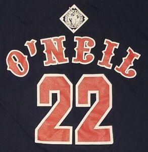 Buck O'Neil T-Shirt XL Kansas City Monarchs Negro Leagues Museum Long Sleeve