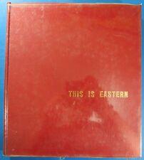 1965 Eastern Illinois University Charleston Illinois The Warbler