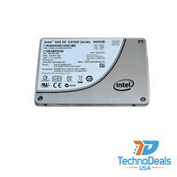 """Intel DC S3500 Series 600GB Internal 2.5"""" (SSDSC2BB600G4) SSD"""