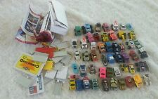 Mix Micro Machines  Lot 52 Pieces  Planes, Boats, Trucks, Car`s Instructions