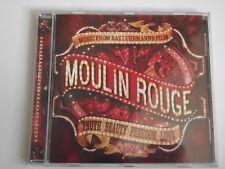 Music From Baz Luhrmann's Film Moulin Rouge - Various Artists. CD Album (L14)