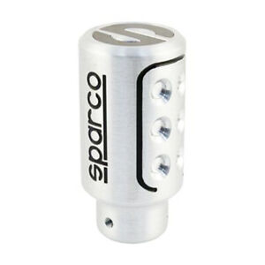 Sparco Shift Knob SPC0103 for Manual cars with 3 different size adaptors