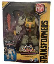 Transformers Bumblebee Cyberverse Adventures Deluxe GRIMLOCK MACCADAM BAF NEW
