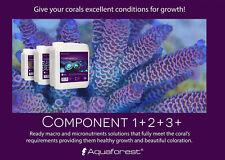 Component 1 2 . Aquaforest.todo para el coral. 3 garrafas de 5 litros