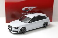 1:18 GT Spirit Audi RS6 Avant Performance grey/ white NEW bei PREMIUM-MODELCARS